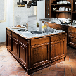 Кухонный гарнитур Grand Gourmet_01 от фабрики Brummel Cucine.