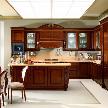 Кухонный гарнитур Artemide Noce от фабрики Tomassi.