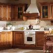 Кухонный гарнитур Memory-Time от фабрики Veneta cucine.
