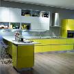 Кухонный гарнитур Tetrix 11 от фабрики Scavolini.