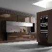 Кухонный гарнитур AV 5090 Sepiabraun от фабрики Haecker.