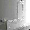 Гидромассажная ванна с душевой кабиной Alba box фабрики Gruppo Treesse.