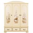Платяной шкаф Brigantine Ivory BRB-03-2 фабрики Woodright.