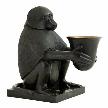 Статуэтка Monkey with Light Art Deco ACC06931 от фабрики Eichholtz.