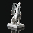 Скульптура MU261BB от фабрики Ceramiche Dal Pra.