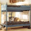 Двухъярусная кровать Ansouis bed от фабрики Minacciolo.