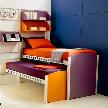 Кровать-трансформер Letti doppi 6 от фабрики Di Liddo & Perego.