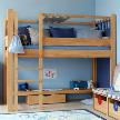 Кровать DB Destyle Zimmer 01/01 от фабрики DE BREUYN.