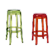 Стул Charles Ghost bar stool от фабрики Kartell.