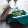 Газетница Fly magazine holder фабрики Tonin casa.