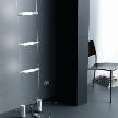 На фото: модель Eden CV vertical  от фабрики De Majo, дизайн Luca Ferretto.