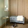 Интерьер прихожей из проекта, реализованного декораторами Надеждой Ященко и Марианной Мерабовой.