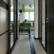 Интерьер прихожей из проекта, реализованного дизайн-студией Виктории Удаловой.