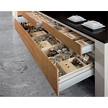 Кухонный гарнитур Modern Art DE LUXE от фабрики Allmilmoe.
