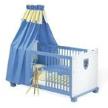 Детская кровать King Arthur cot bed фабрики Pinolino.