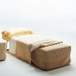 На фото: модель Pouff Letto от фабрики Bodema, дизайн Studio R.E.S.