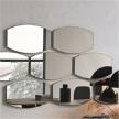 Зеркало Skin mirror фабрики Tonin casa.