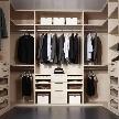 Гардеробная S28 built-in closet фабрики schmalenbach design.