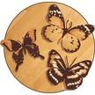 Модель Бабочки от фабрики Woodex.