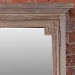 Зеркало Vintage White Oak Bath Mirror фабрики Rеставрация.