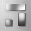 Зеркальные подвесные шкафы 4x4 Mirrors фабрики Agape.