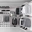 гардеробная Interno-2 от фабрики Presotto.