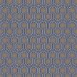 Обои Hicks Hexagon 95/3015 от фабрики Cole & Son.