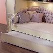 Диван-кровать Glicine DOR от фабрики Pellegatta.