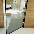 На фото: модель Vela от фабрики Rimadesio, дизайн Bavuso Giuseppe.