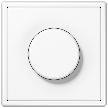Светорегулятор LS 990 dimmer white от фабрики Jung.