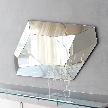 Зеркало Diamond от фабрики Cattelan italia.
