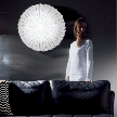 Светильник Muse round wall / ceiling от фабрики Axo Light.