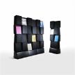 Мобильная перегородка Windowот от компании  Abstracta.