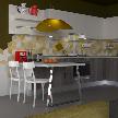 Кухня Prestige 03 от фабрики Мария.