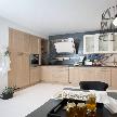 кухня High wood от компании Nolte Kuechen.