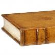 коробка для хранения книг 492896 Leather Faux Book Box от Jonathan Charles Fine Furniture.