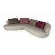 диван премиум Ovalis sofa от Roche Bobois.