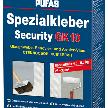 Специальный усиленный клей GK10 от PUFAS.