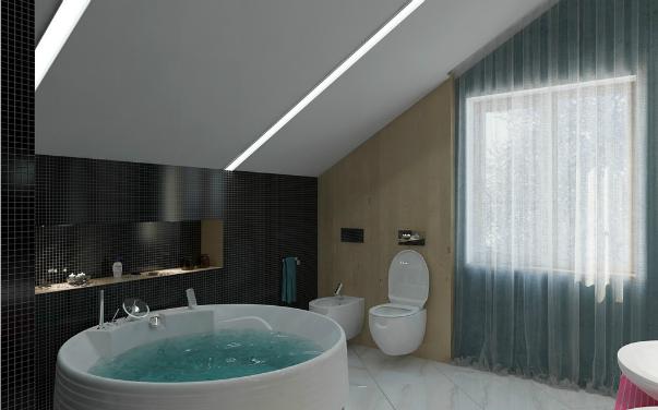 Фото - как красиво оформить ванную
