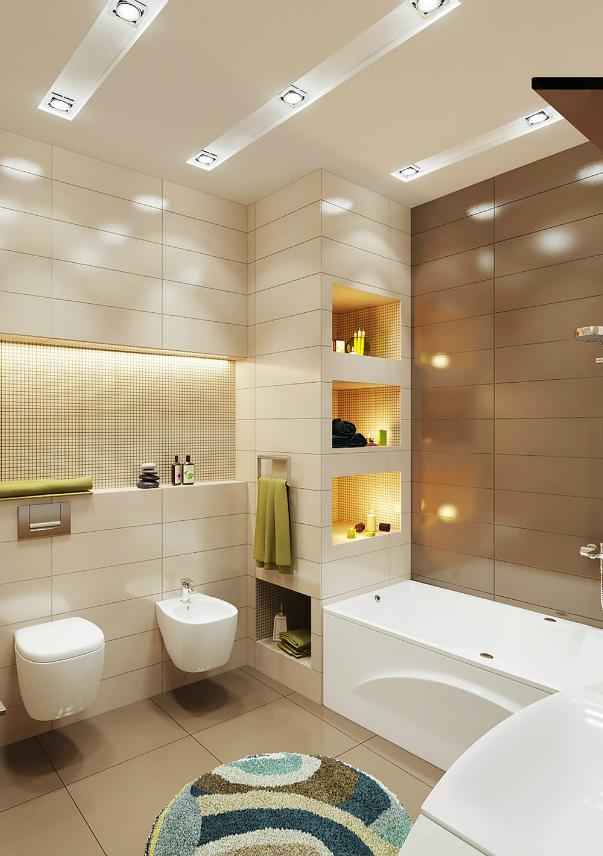31 способ как недорого сделать ванную комнату уютной 5