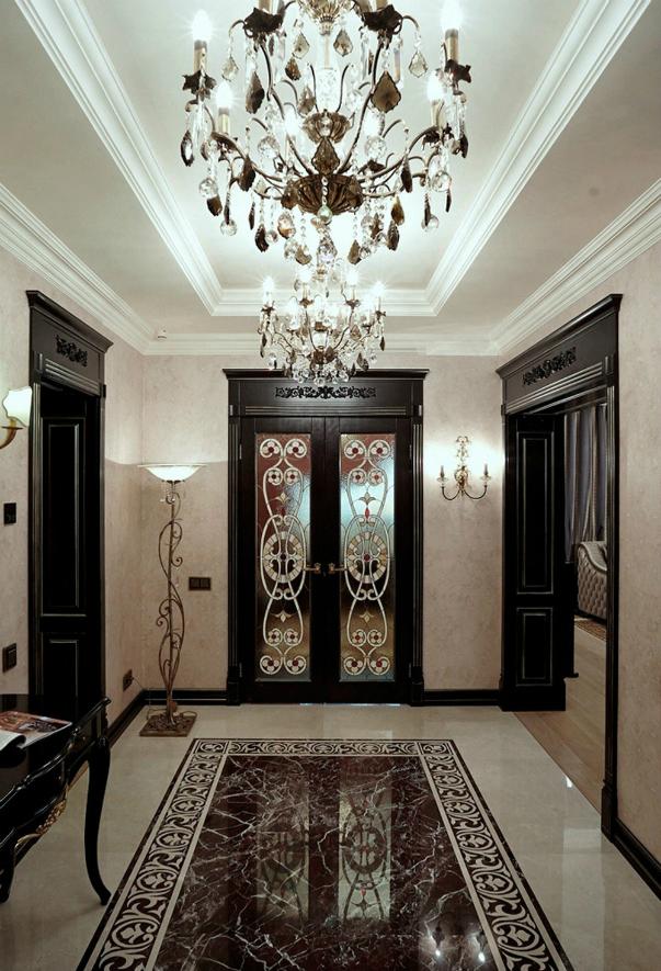 Шикарный дизайн квартир