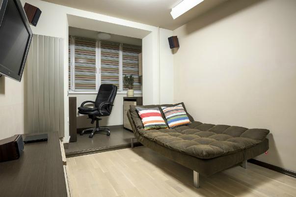примеры покраски стен в квартире фото