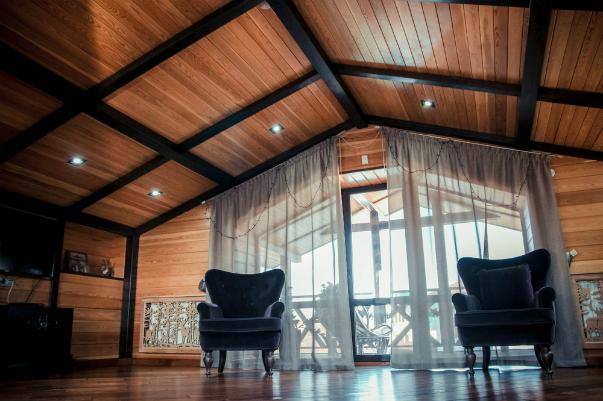 Дизайн проект гостевого дома стиль шале Дизайн дома в стиле шале Искусство интерьера