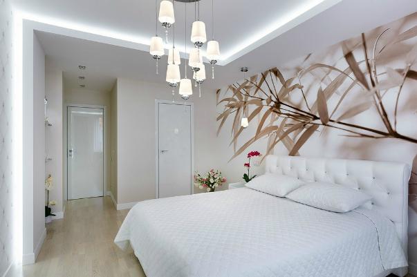 Дизайн проекта спальни