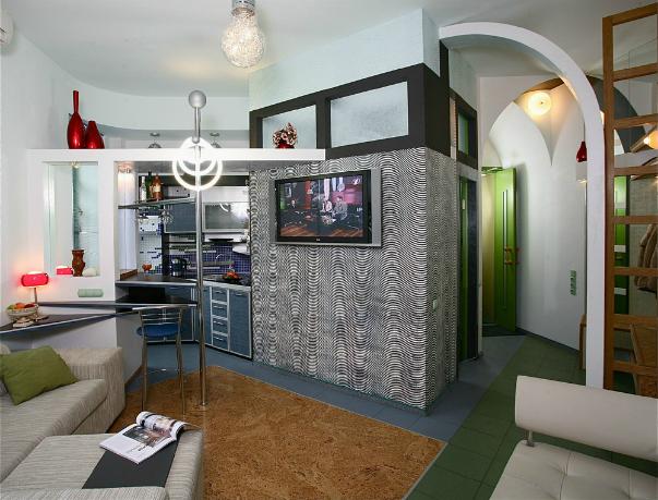Дизайн квартиры 43 кв.м