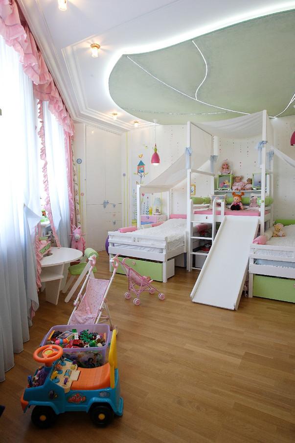 Конкурс на лучшую детскую комнату