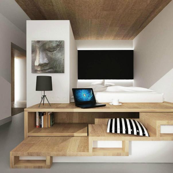 Дизайн типовых квартир
