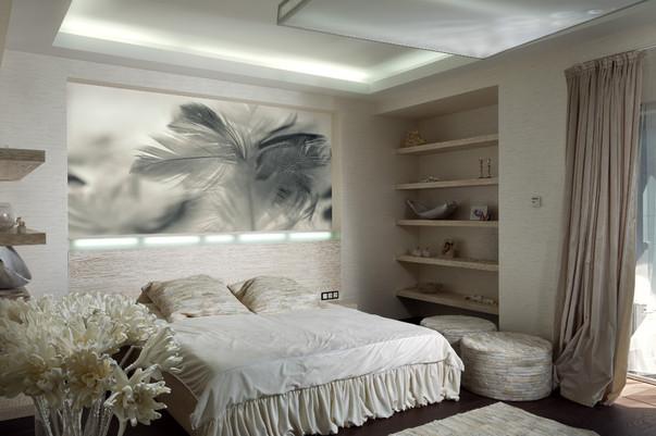 фотообои в спальню фото
