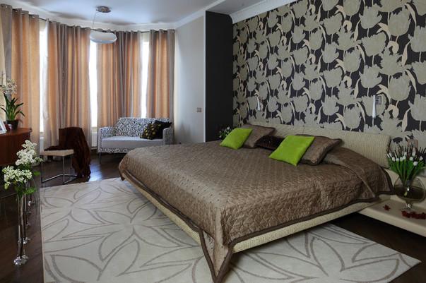 Photowallpapir za spalnico za nakup