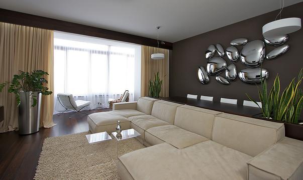 Дизайн зал с камином фото